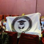 В сентябре участники и участницы студенческого научного общества посетили Фестиваль науки и культуры, который прошёл в Москве при участии центра «Архэ» и проекта «Физическая гостиная» (МПГУ) в киноклубе-музее «Эльдар»
